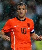 Rafael van der Vaart futbolu bıraktı