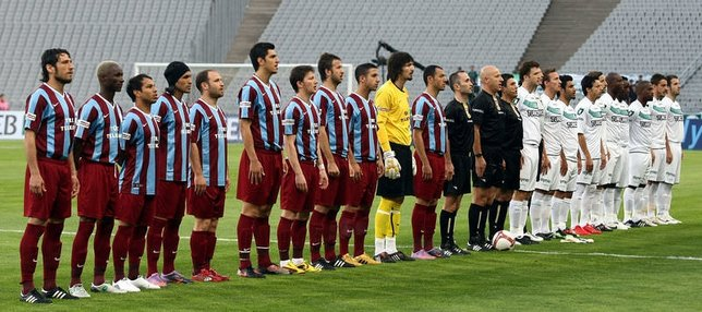Trabzonspor- Denizlispor TSL 33. hafta maçı