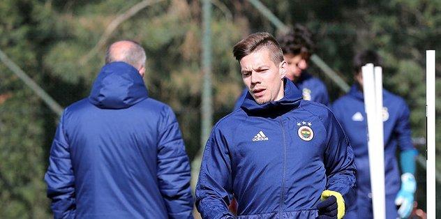 Fenerbahçe'de Zajc neden oynamıyor? İşte nedeni