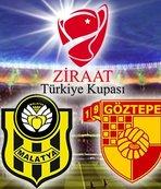 Yeni Malatyaspor -  Göztepe | CANLI YAYIN