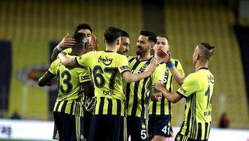 Fenerbahçe rüzgar gibi geçti!