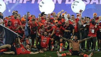 Şampiyon Medipol Başakşehir!
