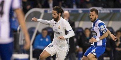 R. Madrid, Deportivo'dan 3 puanı kolay aldı