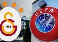 İşte Galatasaray'ın UEFA'dan isteyip de alamadığı cezalar