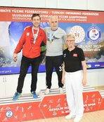 Masterlar Yüzme Şampiyonası'ndan 43 Türkiye rekoru çıktı