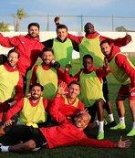 Sivasspor'da Aytemiz Alanyaspor maçı hazırlıkları