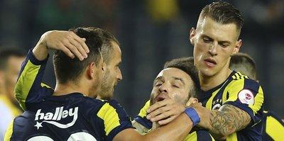 Fenerbahçe'de tatil başladı