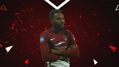 Son dakika spor haberi: Hatayspor açıkladı! Aaron Boupendza Al-Arabi'ye transfer oldu