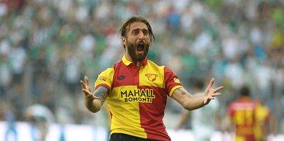 Göztepe Kulübü Başkan Vekili Talat Papatya: Süper Lig'de devam etmek istiyoruz