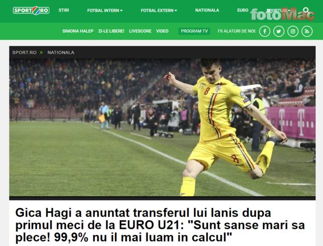 Ve Hagi transferi resmen açıkladı! Galatasaray... Son dakika haberleri