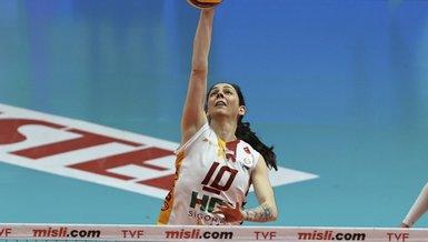 Galatasaray HDI Sigorta yarı final rövanşında Beziers Angels ile karşılaşacak