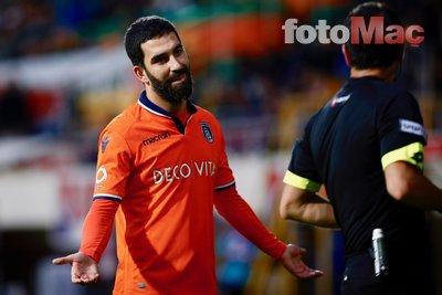 Medipol Başakşehirli Arda Turan'a transfer şoku!