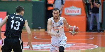 FIBA Şampiyonlar Ligi: Banvit: 78 - Nizhny Novgorod: 60