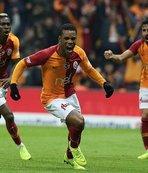 Galatasaray'ın Medipol Başakşehir karşısındaki ilk 11'i
