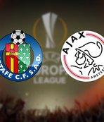 Getafe - Ajax UEFA Avrupa Ligi maçı ne zaman saat kaçta hangi kanalda? Canlı skor