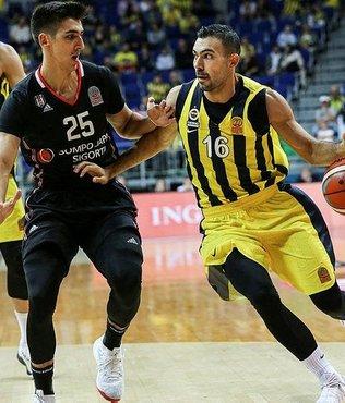 Fenerbahçe, Beşiktaş Sompo Japan'ı devirdi!