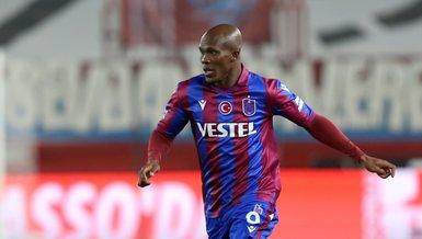 Trabzonspor'da gözler Ekuban ve Nwakaeme'de! Hatayspor maçında...