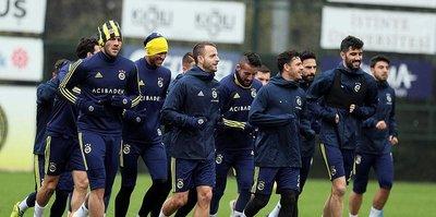 Fenerbahçe Kayseriye'ye hazır
