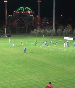 Yunus Akgün'den harika gol