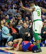 Celtics 76ers deplasmanında galip