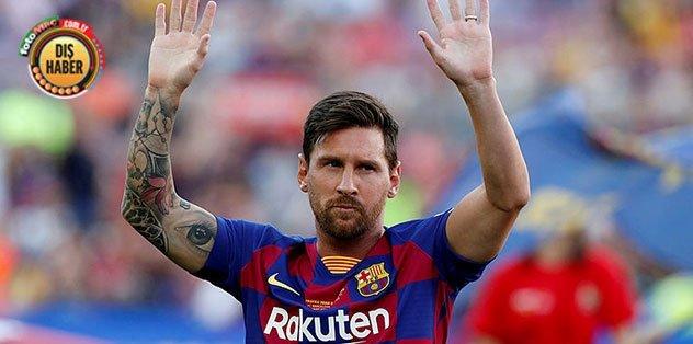 Lionel Messi emeklilik tarihini açıkladı