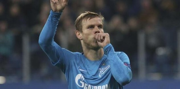 Cimbom'a Rus golcü - Futbol -