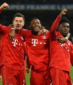 Bayern Münih doludizgin