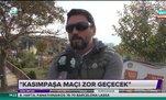 """Erol Bulut: """"Kasımpaşa maçı zor geçecek"""""""