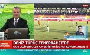 Fenerbahçe bir transferi daha bitirdi!