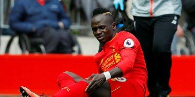 Liverpool'a Mane'den kötü haber