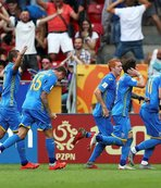 Dünya Kupası Ukrayna'nın!