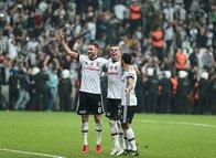 Beşiktaş rakiplerini solladı