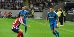 Atletico Madrid 2-1 Juventus