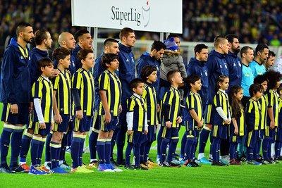 Fenerbahçe - Karabükspor maçından kareler