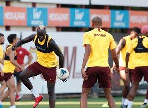 Galatasaray idmanına Diagne damgası! Herkesi şaşırttı