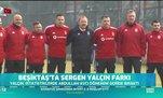 Beşiktaş'ta Sergen Yalçın fark yarattı