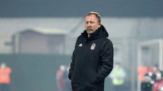 Transfer words from Sergen Yalçın after Beşiktaş Rizespor match!  I wanted 2 players #