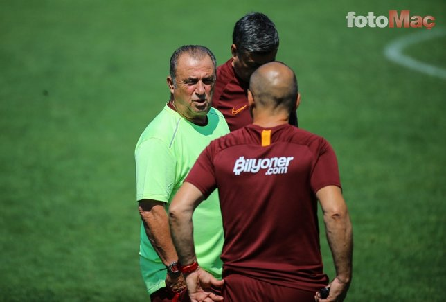 Galatasaray'da imza an meselesi