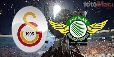 Galatasaray - Akhisarspor Süper Kupa finali ne zaman saat kaçta hangi kanalda yayınlanacak?