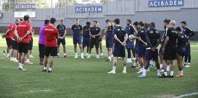 Osmanlıspor, G.Saray'a hazırlanıyor