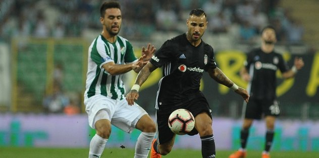 Furkan Soyalp Bursaspor'dan ayrıldı