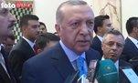 Başkan Recep Tayyip Erdoğan'dan Mesut Özil açıklaması