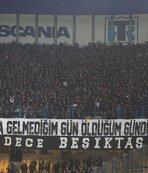 Kadıköy'de 2 bin Beşiktaşlı
