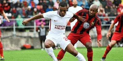 Galatasaray kritik Avrupa sınavında