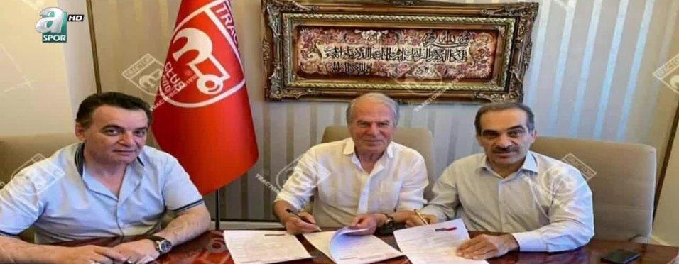 Mustafa Denizli İran'a geri döndü