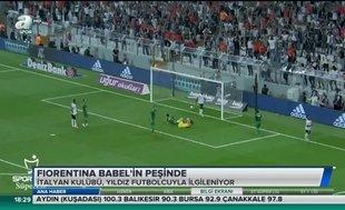 Fiorentina Babel'in peşinde