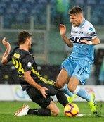 Juventus Lazio deplasmanından 3 puanla döndü