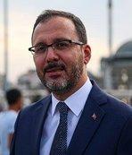 Bakan Kasapoğlu'ndan Dilara Uralp'a tebrik