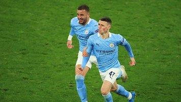 M. City Dortmund'u saf dışı bıraktı!