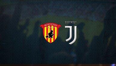 Benevento - Juventus maçı ne zaman, saat kaçta ve hangi kanalda canlı yayınlanacak?   İtalya Serie A